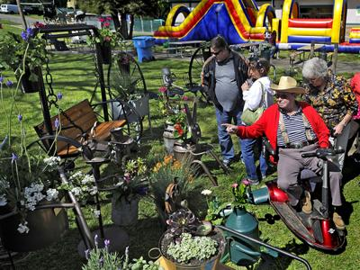 Exhibitors fill Yuba-Sutter Fairgrounds for Home show
