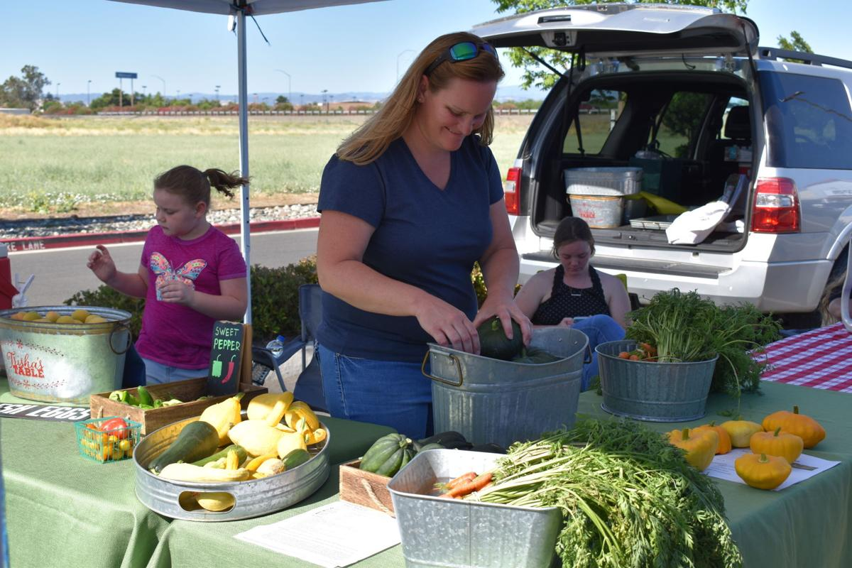 Willows Farmers Market
