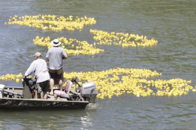 Get your Rubber Duckie Race tickets