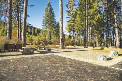 Cottage Creek Campground