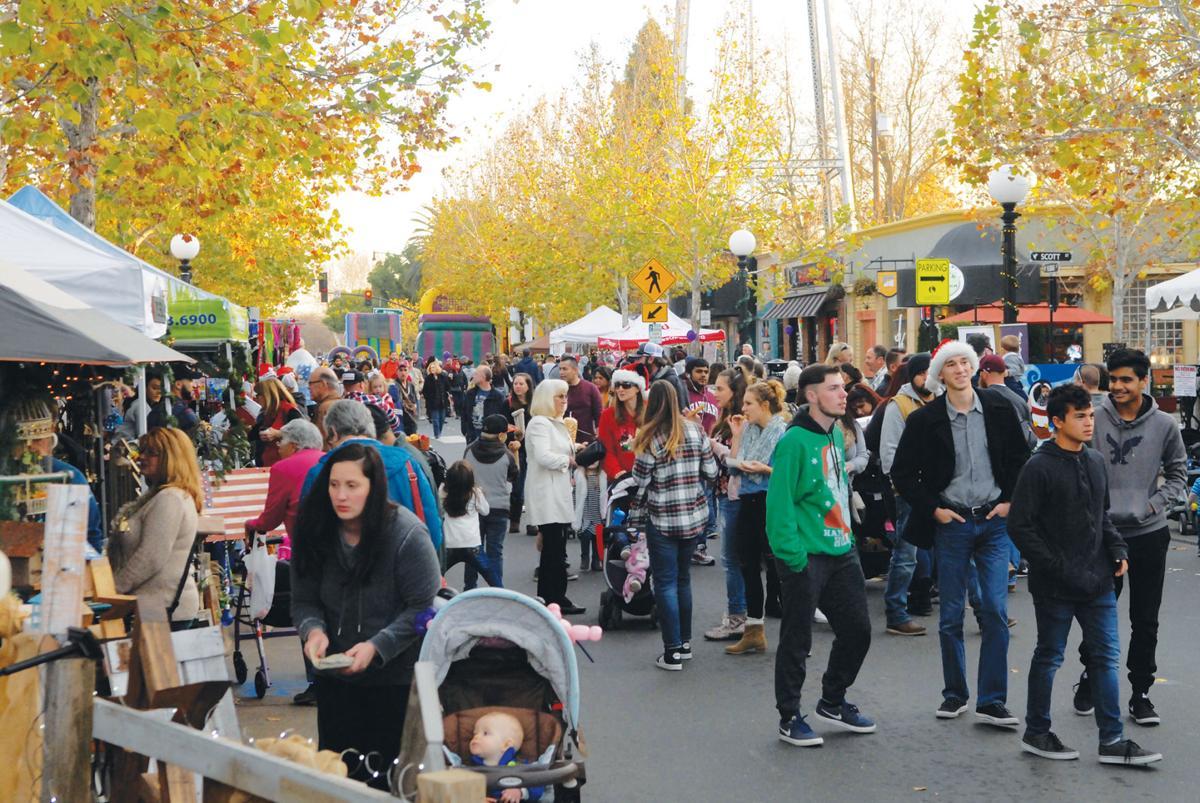 Yuba City Christmas Stroll 2020 Yuba City Christmas Stroll brings community together | News