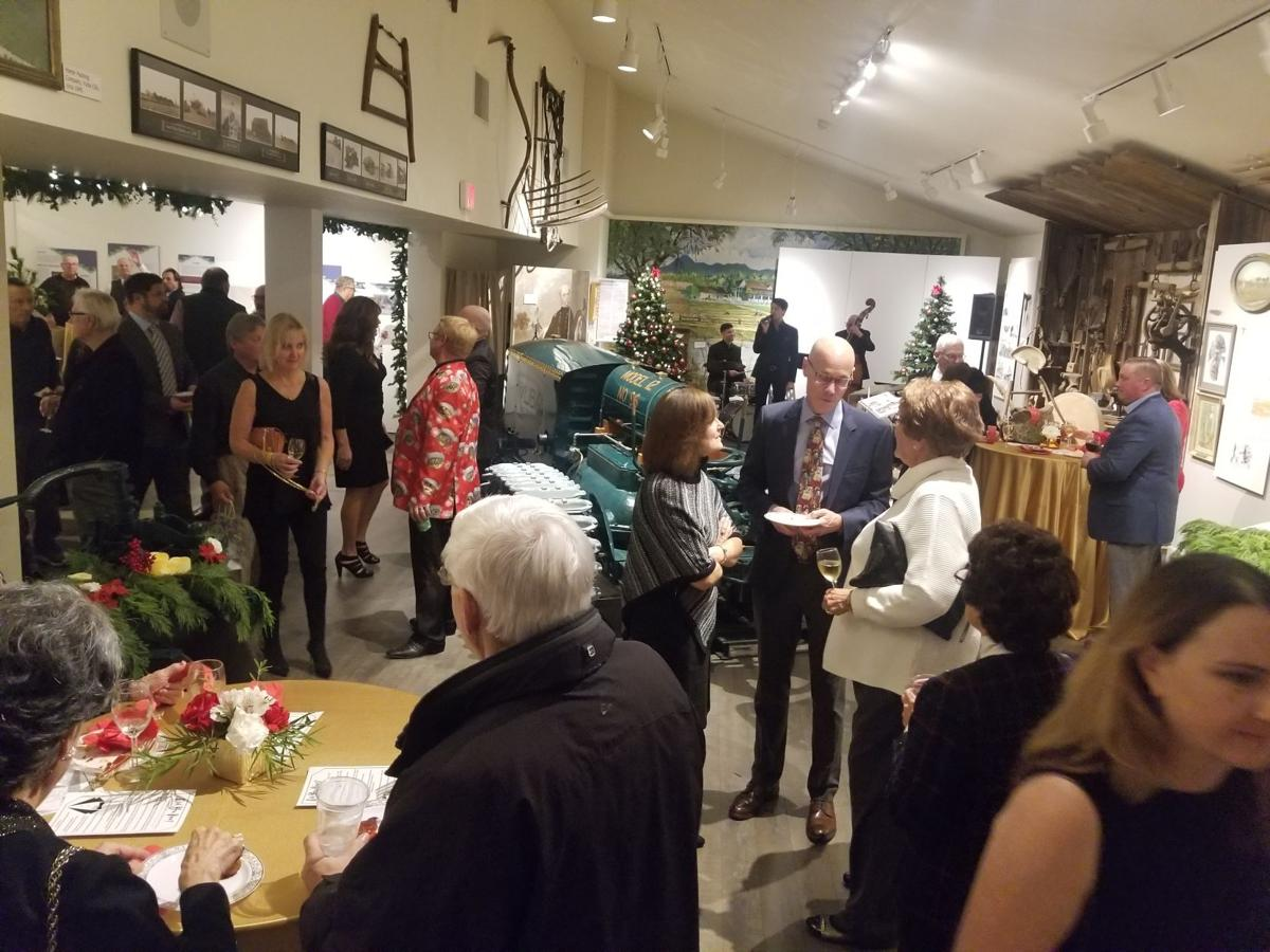 40th annual Trees and Traditions Gala