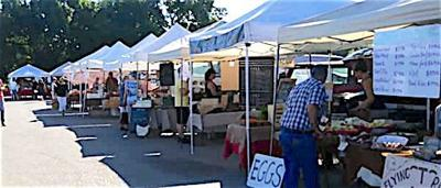 Free vouchers offered at Red Bluff Farmers' Market