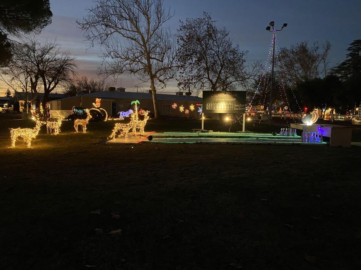 Lighting up the Glenn County Fairgrounds