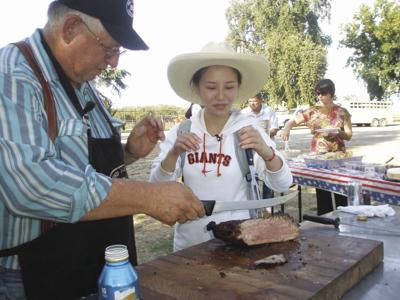 Cattle Corner: Speedy Fiesta Steak and Rice