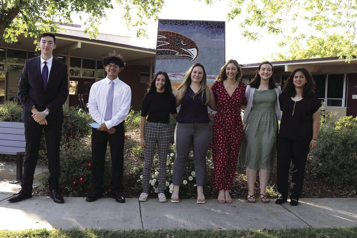 'Super Seven' seniors, juniors honored at Colusa High School