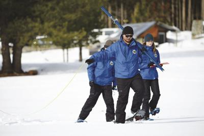 Snow survey reveals promising water year