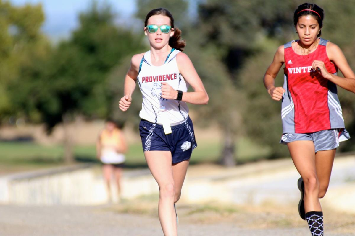 Providence Christian Cross Country