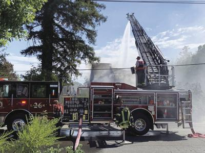 Fire destroys Orland family's home