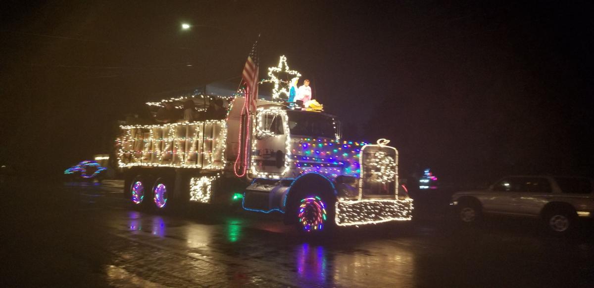 Orland Light Parade
