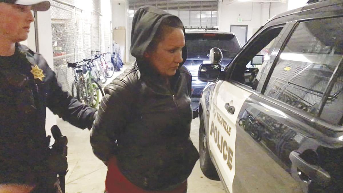 Corning women arrested on drug, firearm charges in Vacaville