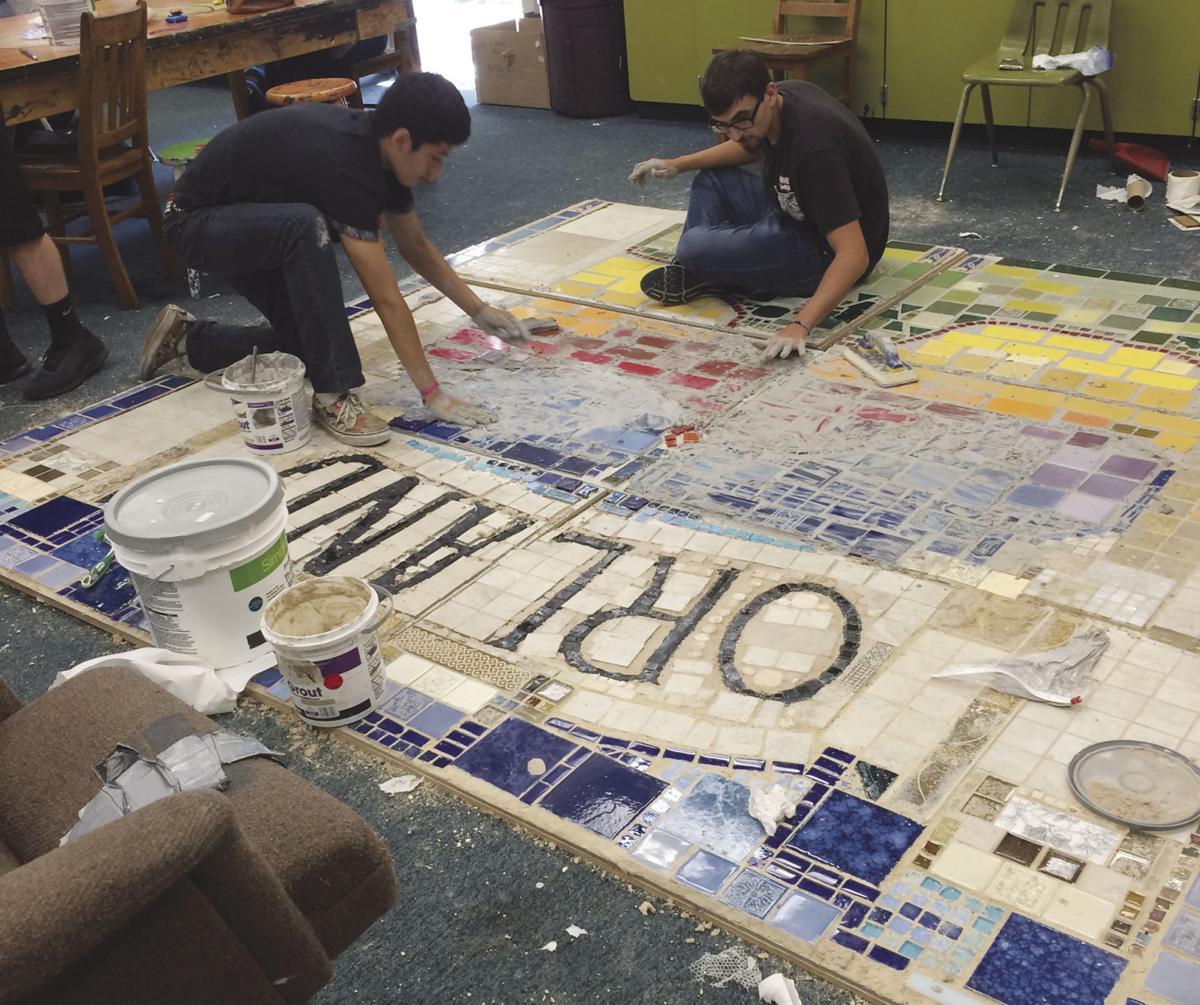 Orland Mosaic