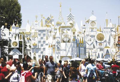 Disneyland won't refund tickets, but you can postpone