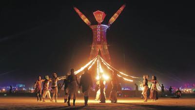 'Art Fix' series brings Burning Man to Yuba City