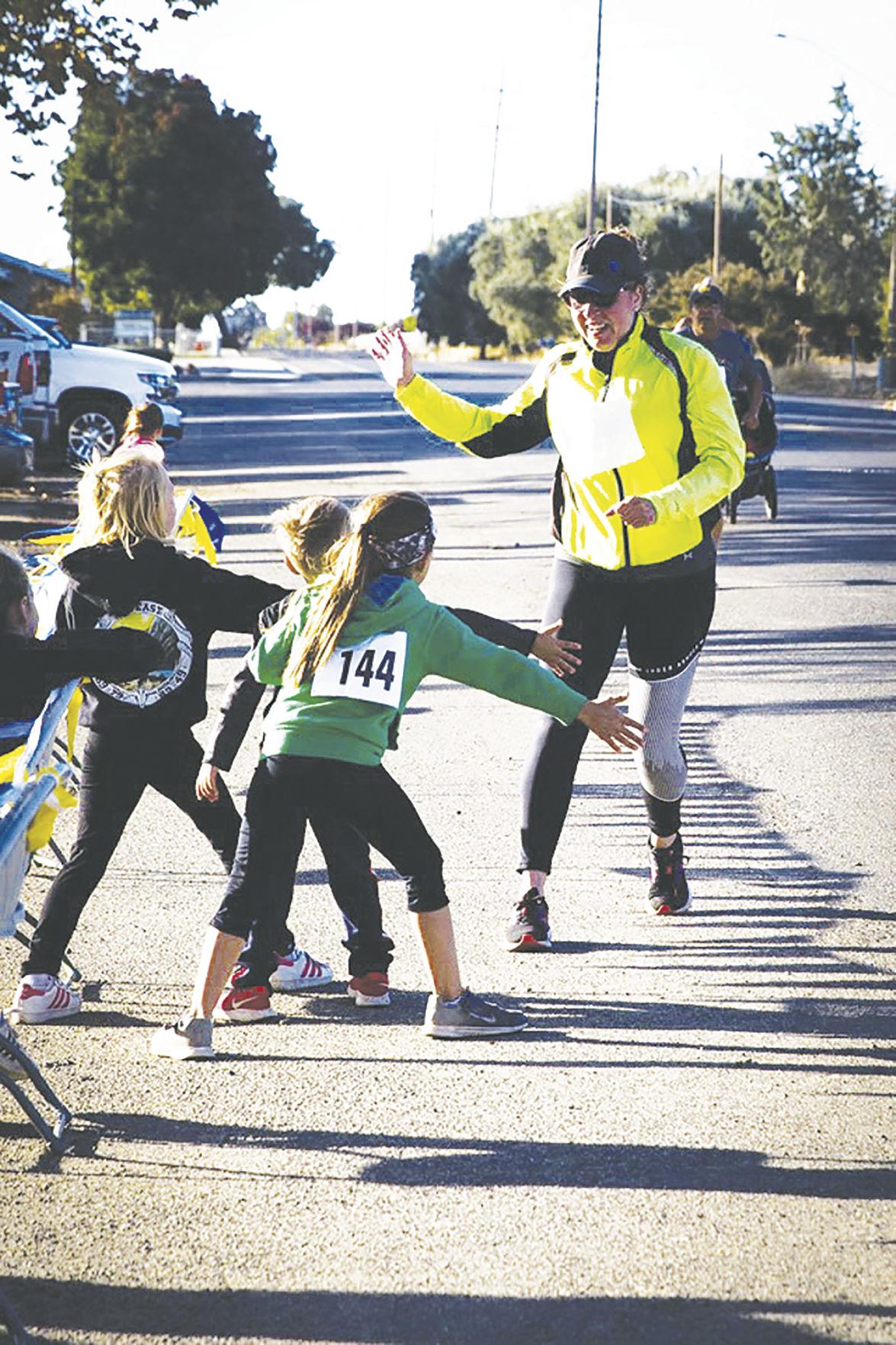 Seventh annual Arbuckle Almond Fun Run/Walk