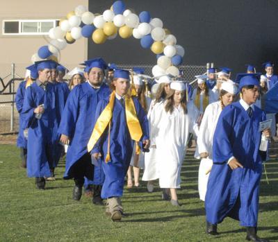 Sutter High Graduation