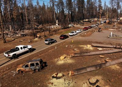 Wildfire rebuild