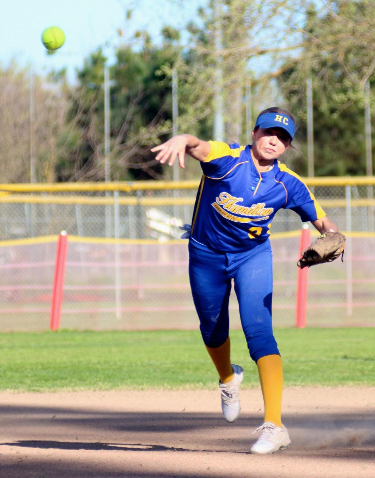 Hamilton City Softball