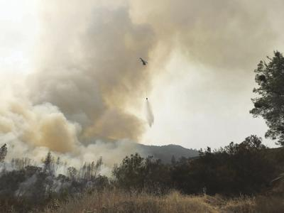 Evacuation orders still in effect for Colusa County