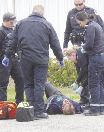 Raymond arrest