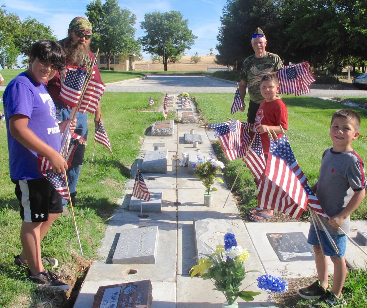 Corning Memorial Day
