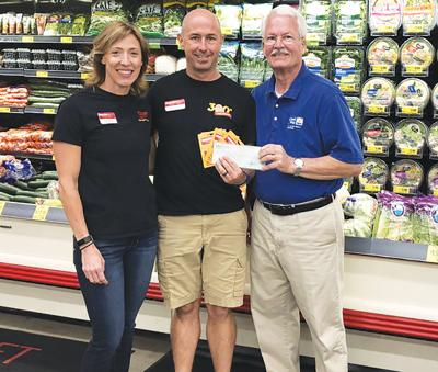 United Way 'Cash For Food' Drive