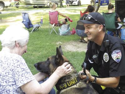 National Night Out event to be held next month