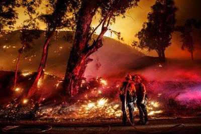 US-NEWS-CALIF-WILDFIRES-MARIA-4-LA