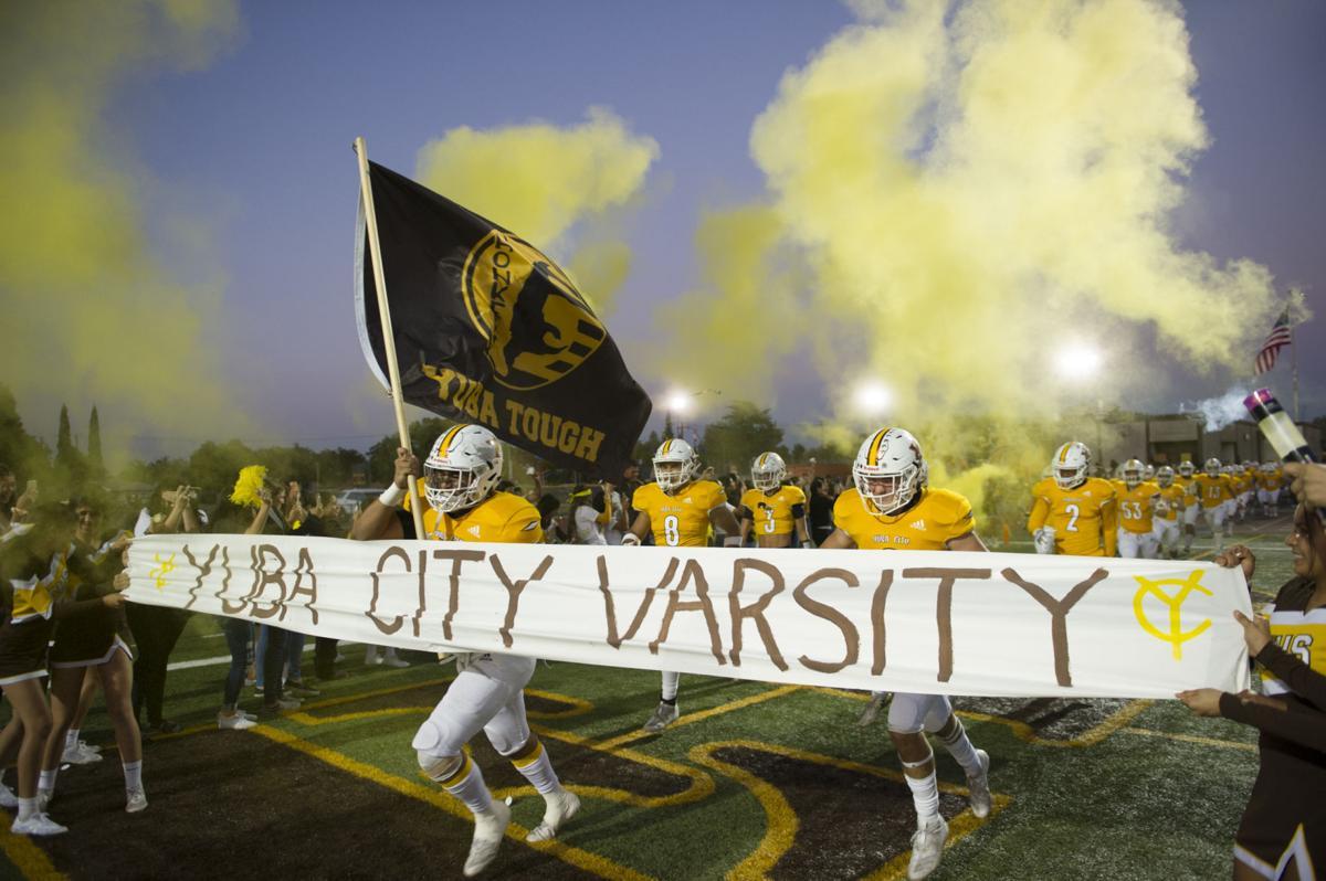 River Valley at Yuba City Football