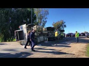 Fatal Tractor-Trailer Accident