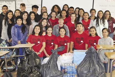 Colusa High School Spanish Club