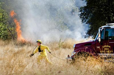Marysville Fire