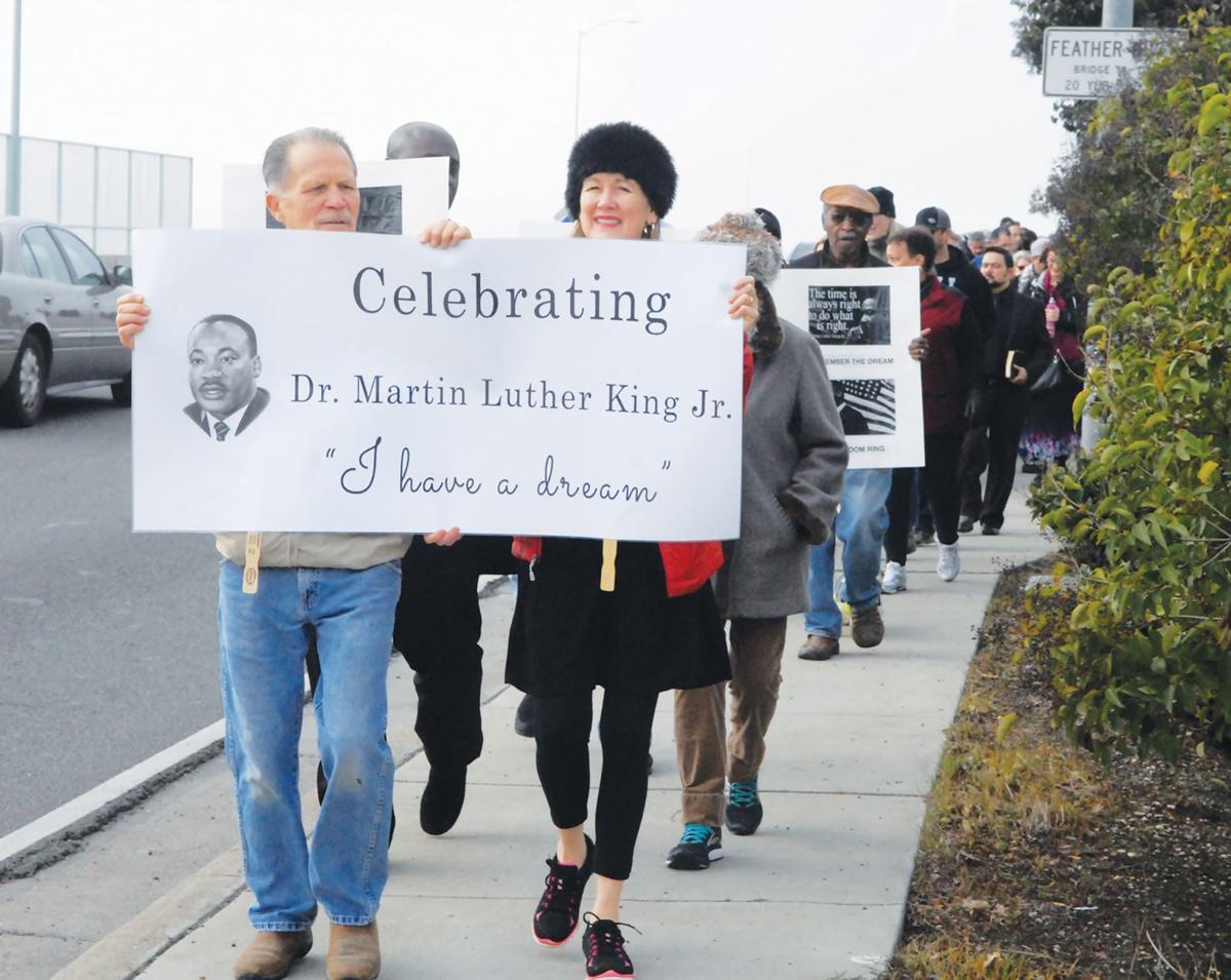 Honoring Martin Luther King Jr  | News | appeal-democrat com
