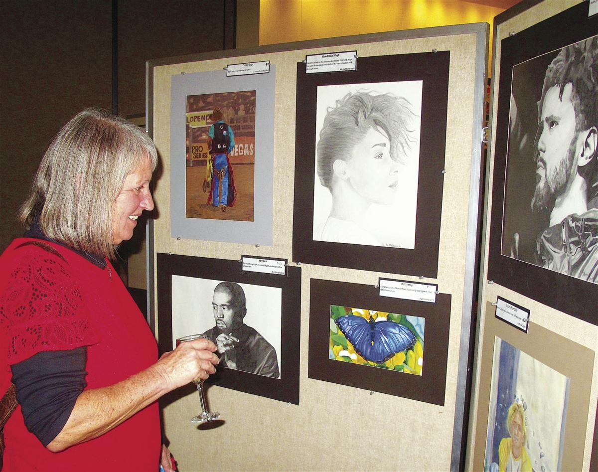 Wine, food and art  highlight Rotary festival