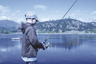 Free fishing day on Saturday