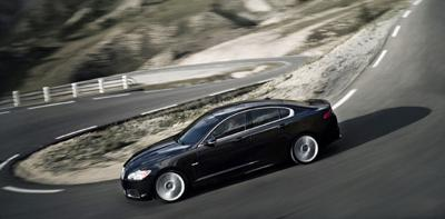 Jaguar 8217 S Fastest Xf Is Handsome Ful