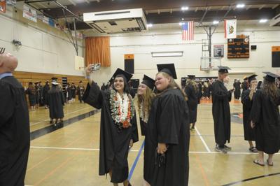 Marysville High Graduation
