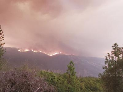 August Complex 100 percent contained
