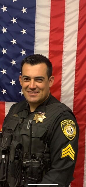 Colusa County native promoted to Sergeant
