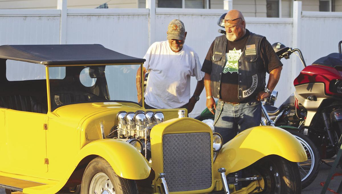 33rd Willows Car and Bike Show