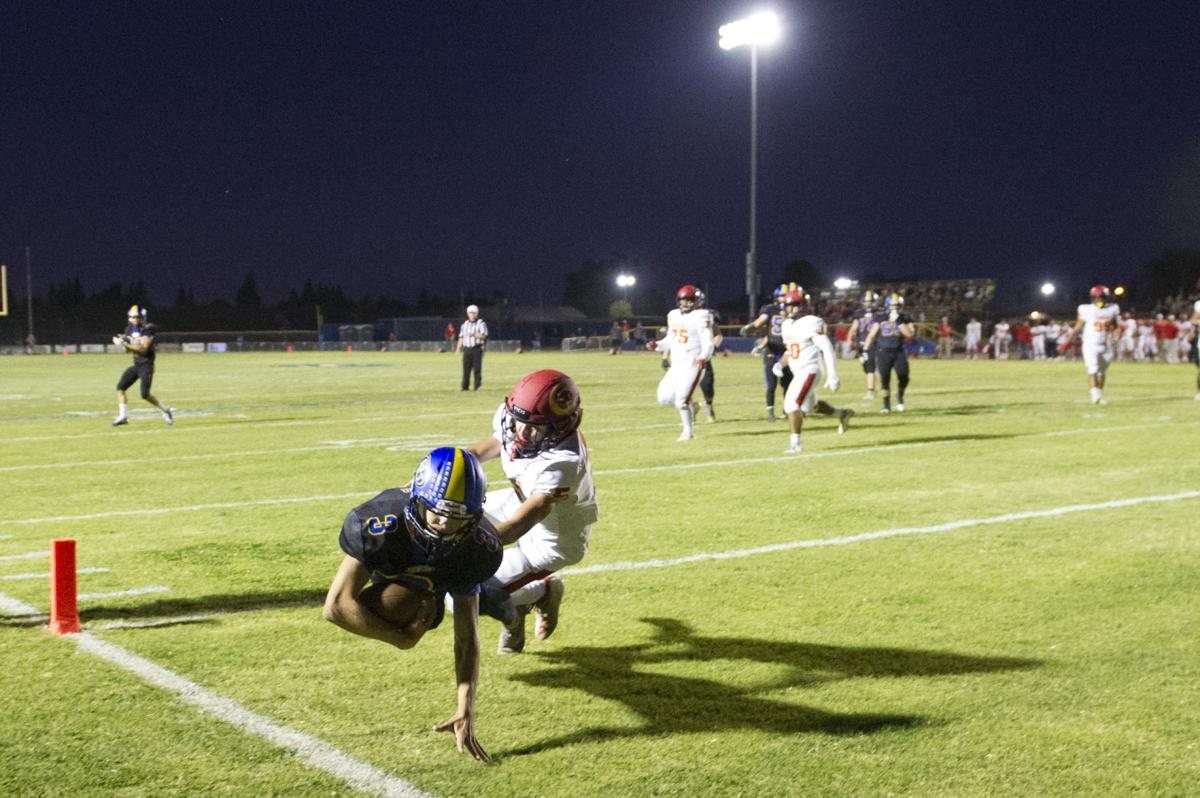 Chico at Sutter Football