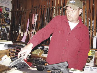 Gun shop owners say ammo sales are down since new law took effect