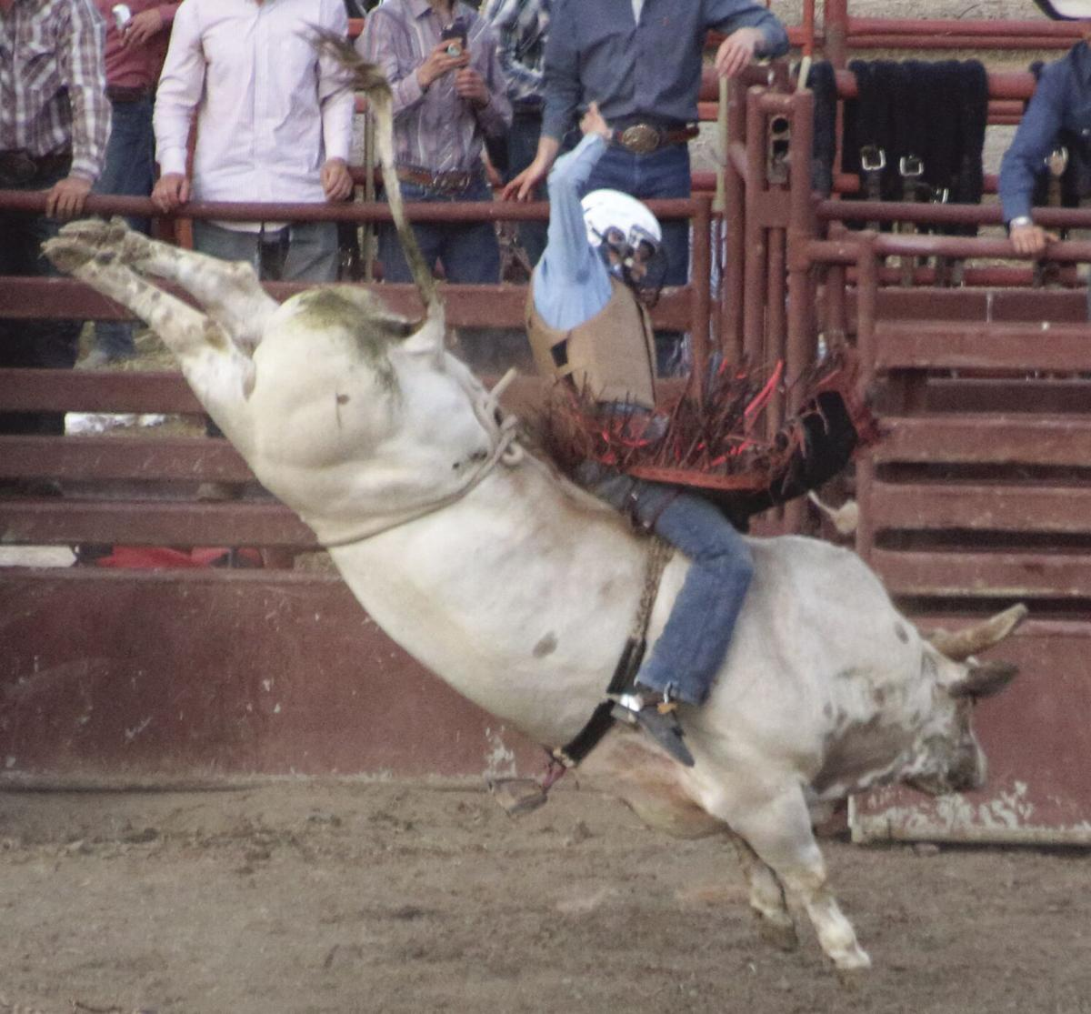Stonyford Rodeo returns to nice weather, crowds
