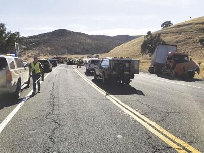 Highway 20 Crash