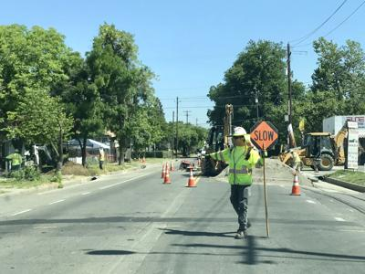 Caltrans roadwork continues in the region
