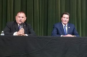 Election 2018: Congressional candidates square off on big topics