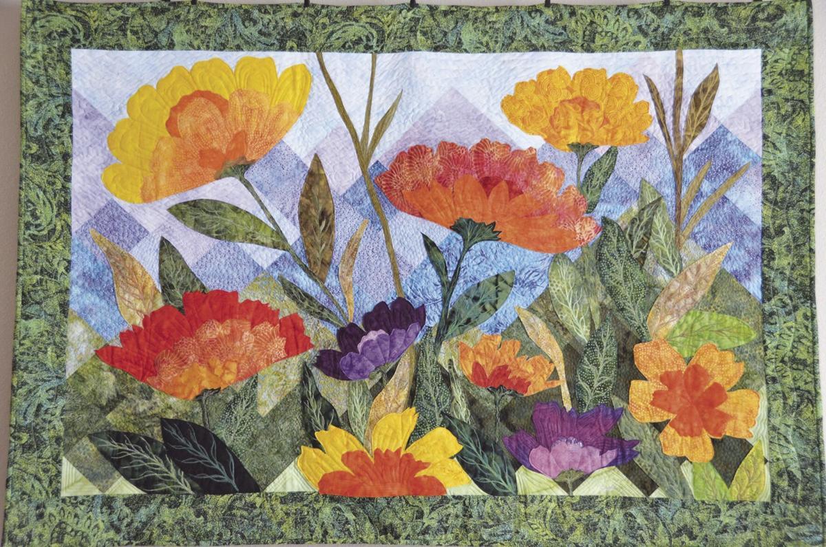 Orland Art Center to host 'Autumn Textures' artist reception