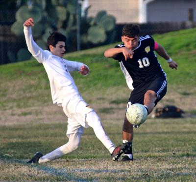 Pierce and Williams Soccer