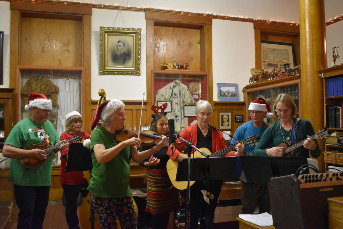 Willows Museum Christmas Open House
