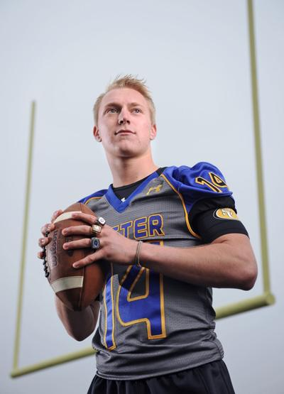 ALL-AREA FOOTBALL: Player of the Year Post broke the mold for Sutter
